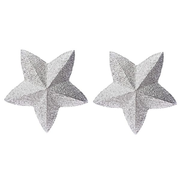 Vintage star earrings Christian Dior