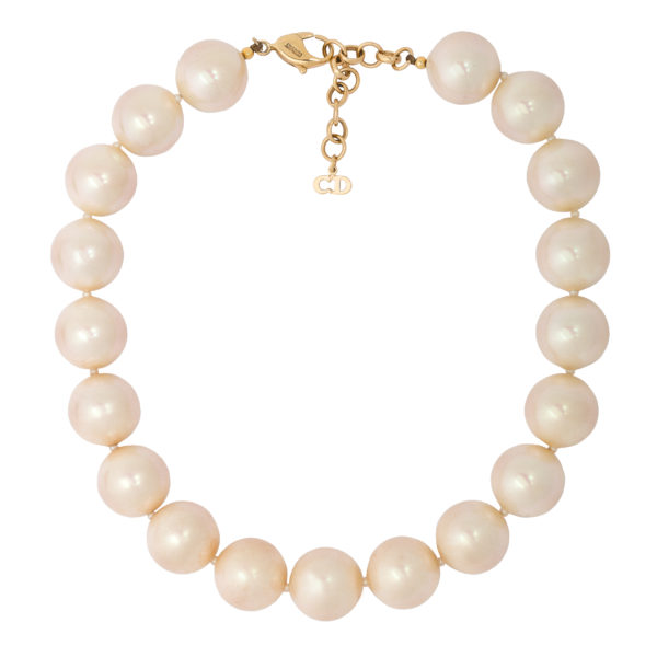 Vintage Oversized Pearl Necklace