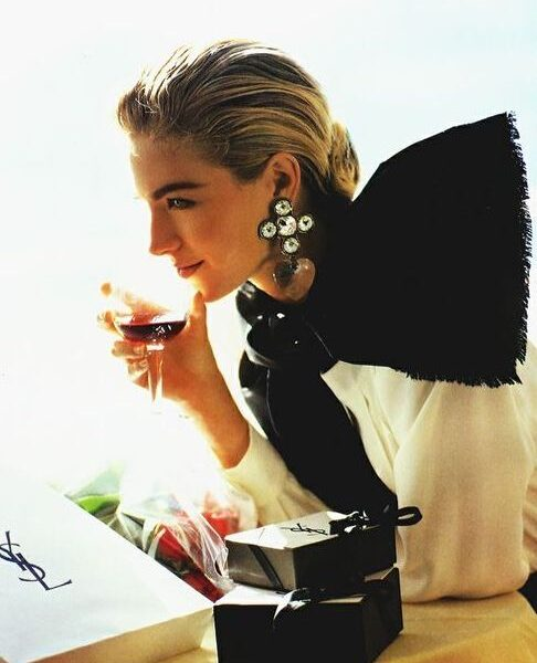 YSL jewels from the 90's and Audrey Hepburn's Private Collection