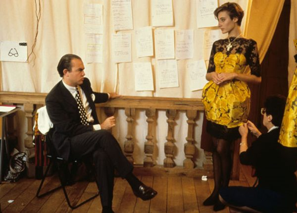 Christian Lacroix: the enchanting master who owned the 80's