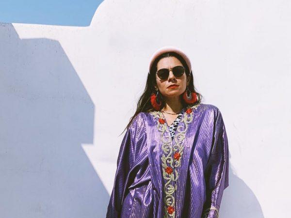 Saudi Fashion Designer: Nasiba Hafiz
