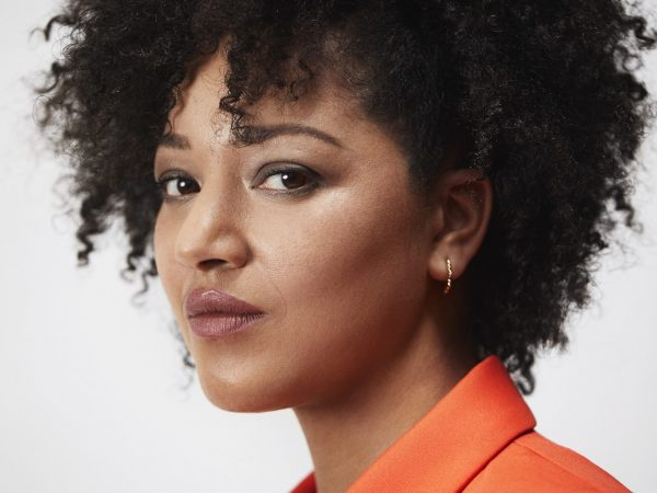 """Isis Davis on writing, acting and her own """"secret garden"""""""