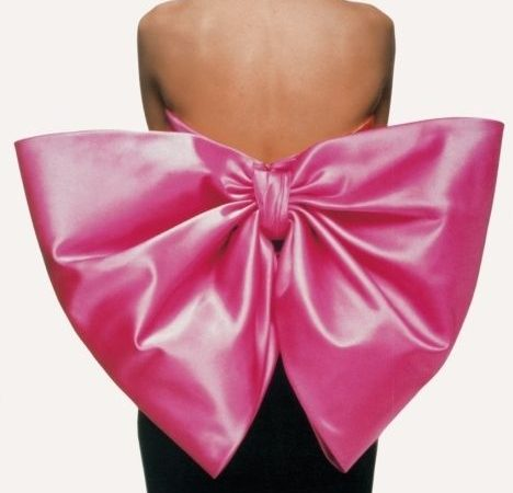 It's all in the bow: the brief history of the decorative element