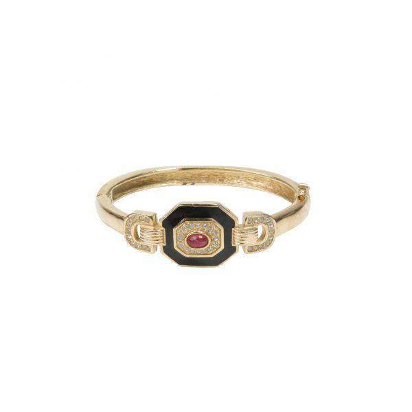 Vintage art deco style bracelet